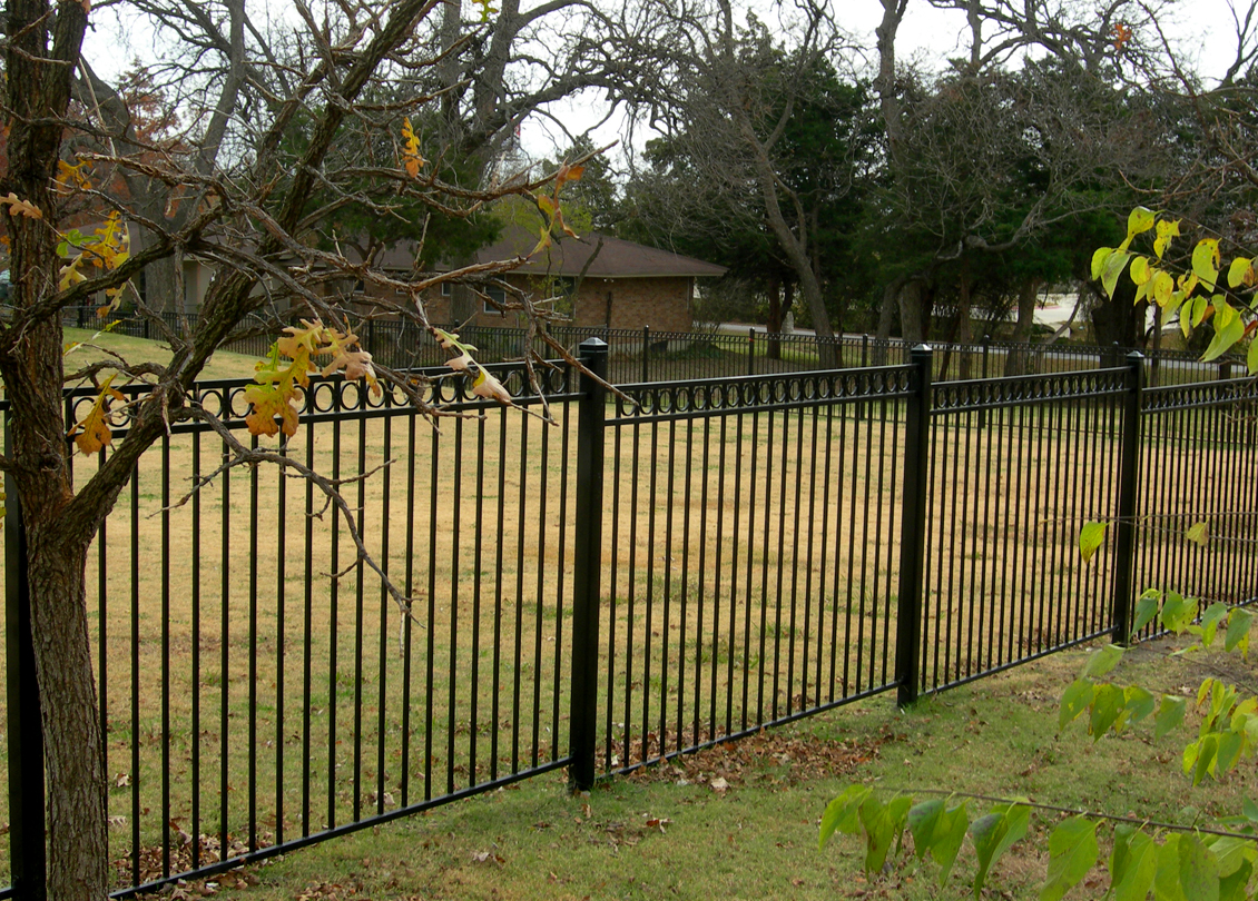 Custom Ornamental Iron Amp Gates Adams Fence Co