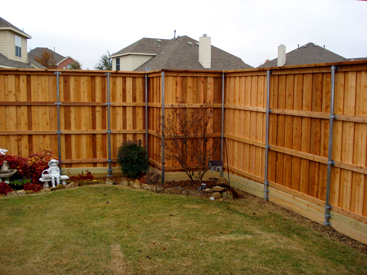 March 2013 fence gate building a removable wood fence section and gate all about the house baanklon Images